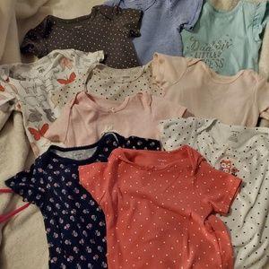 Carters 24m onesies bundle